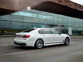 Ver foto 15 de BMW Serie 7 750Li xDrive M Sport G12 2015