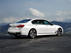 Ver foto 14 de BMW Serie 7 750Li xDrive M Sport G12 2015