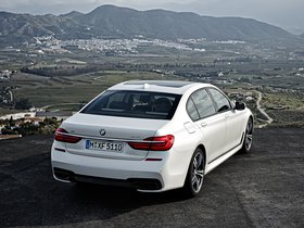 Ver foto 12 de BMW Serie 7 750Li xDrive M Sport G12 2015