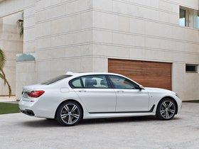 Ver foto 11 de BMW Serie 7 750Li xDrive M Sport G12 2015
