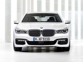 Ver foto 10 de BMW Serie 7 750Li xDrive M Sport G12 2015