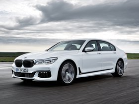 Ver foto 9 de BMW Serie 7 750Li xDrive M Sport G12 2015