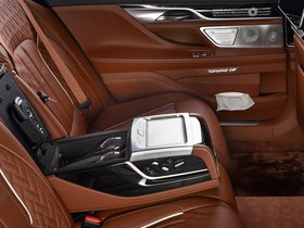 Ver foto 7 de BMW Serie 7 750Li xDrive Solitaire G12 2015