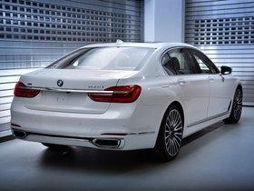 Ver foto 2 de BMW Serie 7 750Li xDrive Solitaire G12 2015
