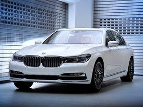 Ver foto 1 de BMW Serie 7 750Li xDrive Solitaire G12 2015