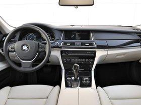 Ver foto 16 de BMW Serie 7 750d xDrive F01 2012