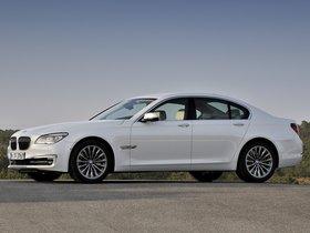 Ver foto 6 de BMW Serie 7 750d xDrive F01 2012