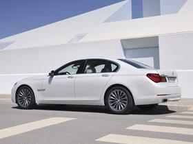 Ver foto 3 de BMW Serie 7 750d xDrive F01 2012
