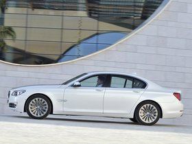 Ver foto 2 de BMW Serie 7 750d xDrive F01 2012