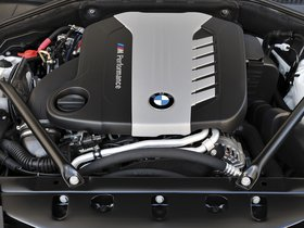 Ver foto 14 de BMW Serie 7 750d xDrive F01 2012