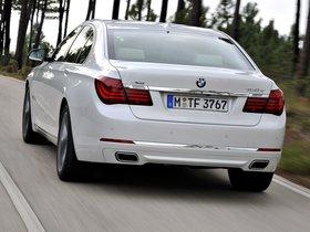 Ver foto 12 de BMW Serie 7 750d xDrive F01 2012