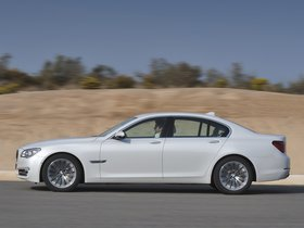 Ver foto 10 de BMW Serie 7 750d xDrive F01 2012