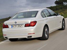 Ver foto 9 de BMW Serie 7 750d xDrive F01 2012