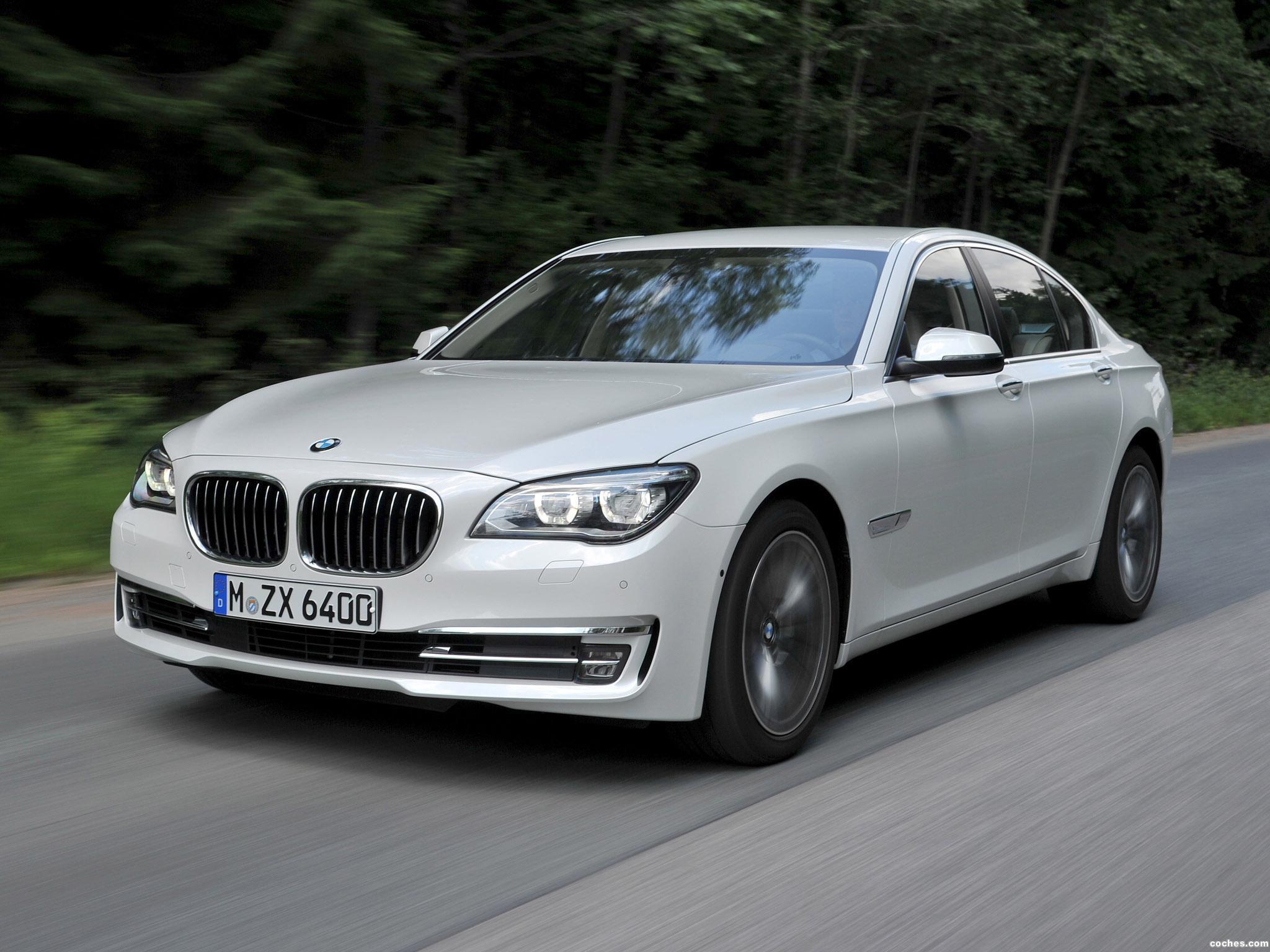 Foto 7 de BMW Serie 7 750i F01 2012