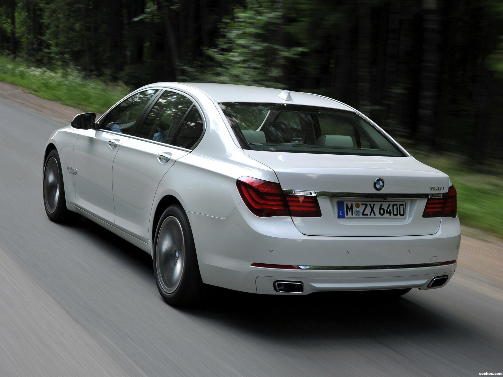 Foto 6 de BMW Serie 7 750i F01 2012