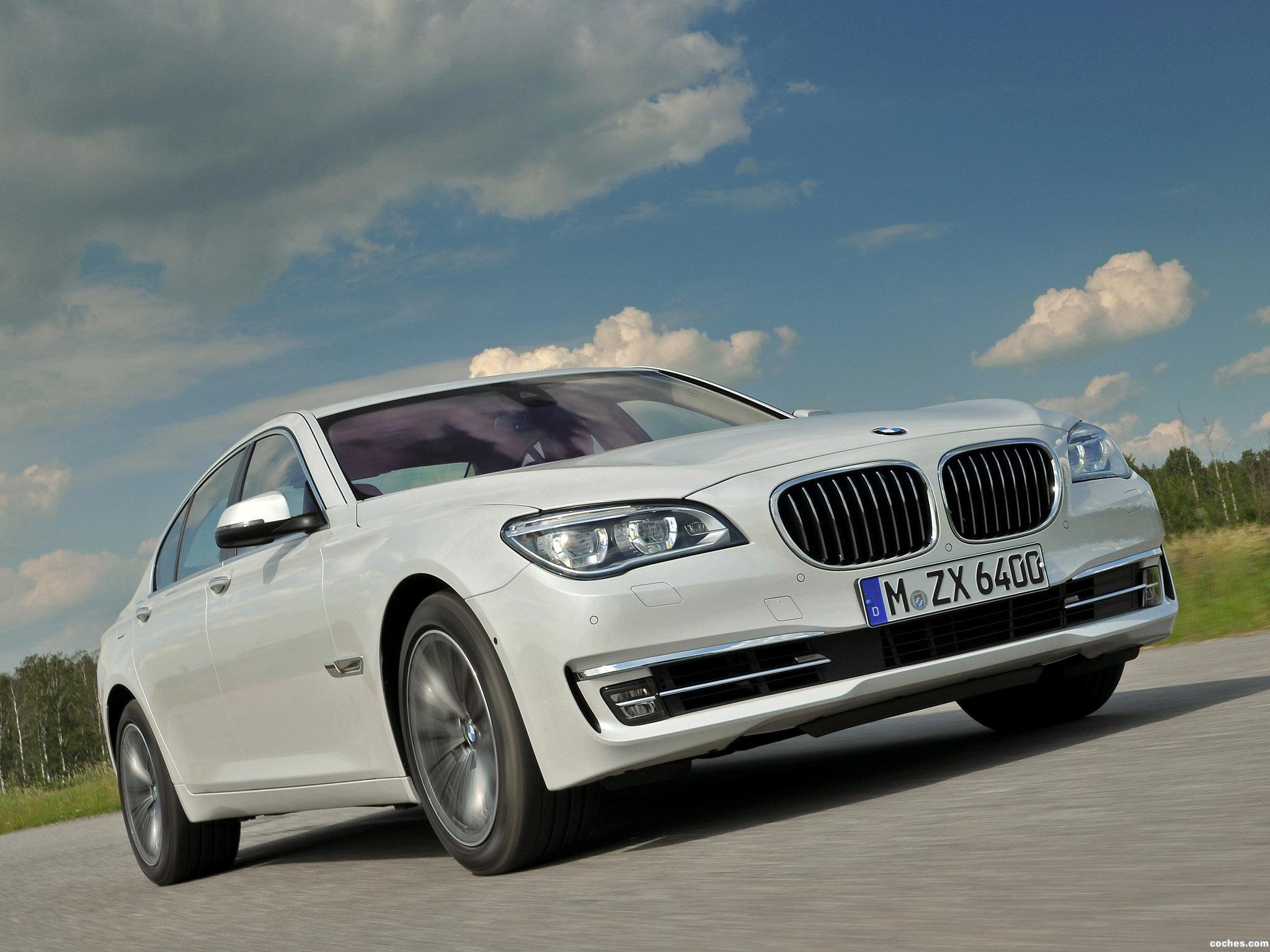 Foto 3 de BMW Serie 7 750i F01 2012