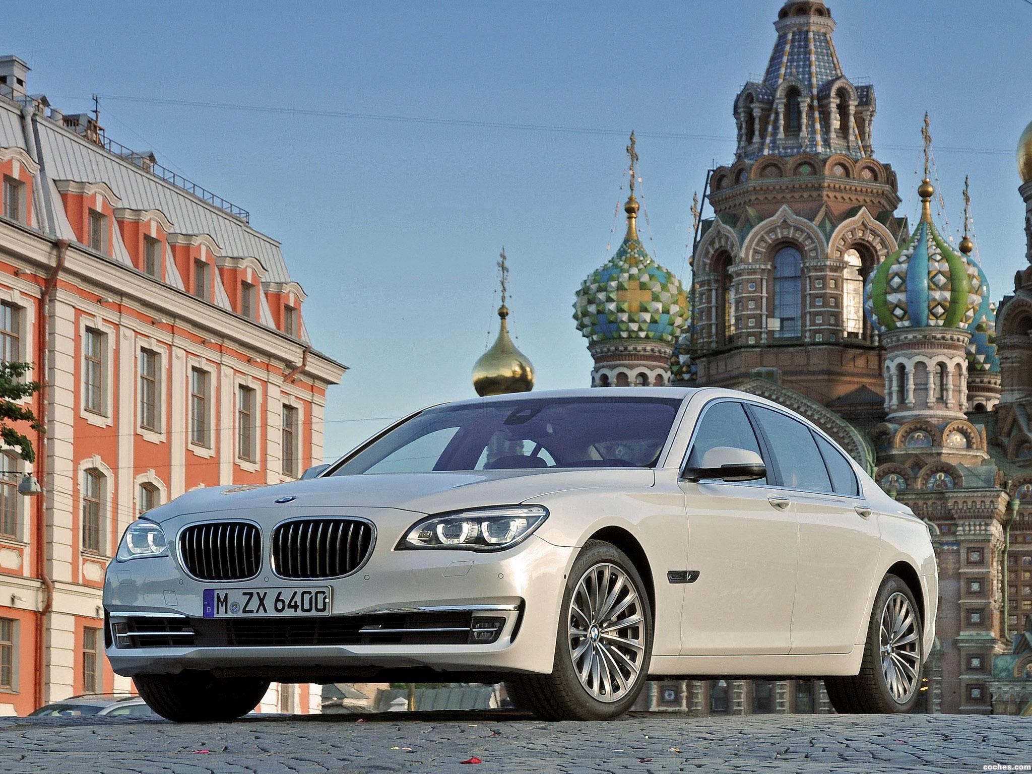 Foto 19 de BMW Serie 7 750i F01 2012