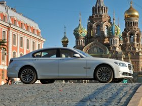 Ver foto 13 de BMW Serie 7 750i F01 2012