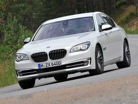 Ver foto 12 de BMW Serie 7 750i F01 2012