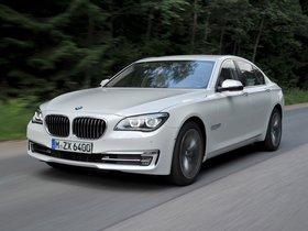 Ver foto 8 de BMW Serie 7 750i F01 2012