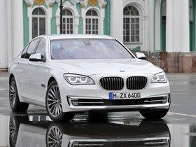 Ver foto 3 de BMW Serie 7 750i F01 2012