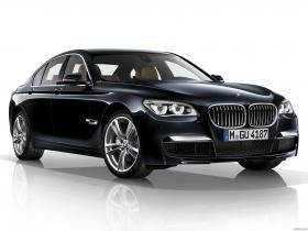 Ver foto 26 de BMW Serie 7 750i F01 2012