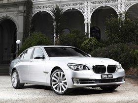 Ver foto 4 de BMW Serie 7 750i F01 Australia 2012