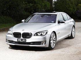 Ver foto 3 de BMW Serie 7 750i F01 Australia 2012