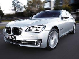 Fotos de BMW Serie 7 750i F01 Australia 2012