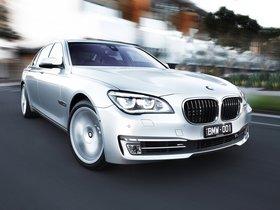 Ver foto 10 de BMW Serie 7 750i F01 Australia 2012
