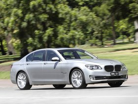 Ver foto 9 de BMW Serie 7 750i F01 Australia 2012