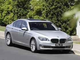 Ver foto 8 de BMW Serie 7 750i F01 Australia 2012