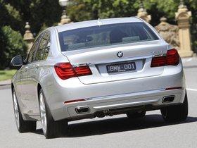 Ver foto 7 de BMW Serie 7 750i F01 Australia 2012