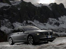 Ver foto 5 de BMW Serie 7 750i xDrive F01 2008