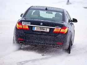 Ver foto 2 de BMW Serie 7 750i xDrive F01 2008