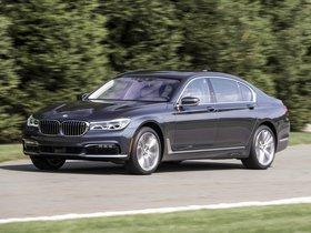 Ver foto 2 de BMW Serie 7 750i xDrive G11 USA 2015