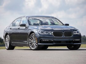 Fotos de BMW Serie 7 750i xDrive G11 USA 2015