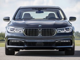 Ver foto 5 de BMW Serie 7 750i xDrive G11 USA 2015