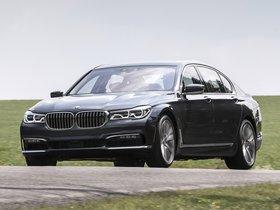 Ver foto 4 de BMW Serie 7 750i xDrive G11 USA 2015