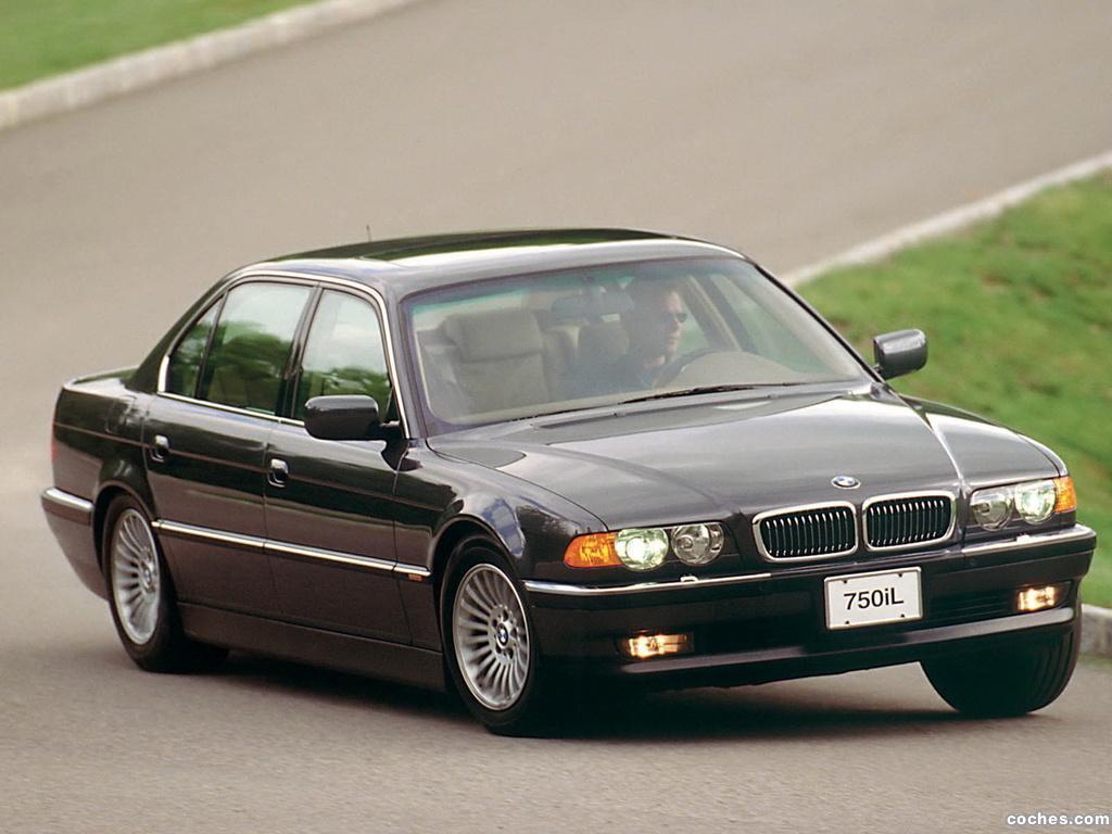 Foto 4 de BMW Serie 7 750iL E38 USA 1998