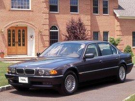 Ver foto 3 de BMW Serie 7 750iL E38 USA 1998