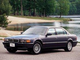 Ver foto 2 de BMW Serie 7 750iL E38 USA 1998