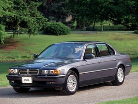 Fotos de BMW Serie 7 750iL E38 USA 1998