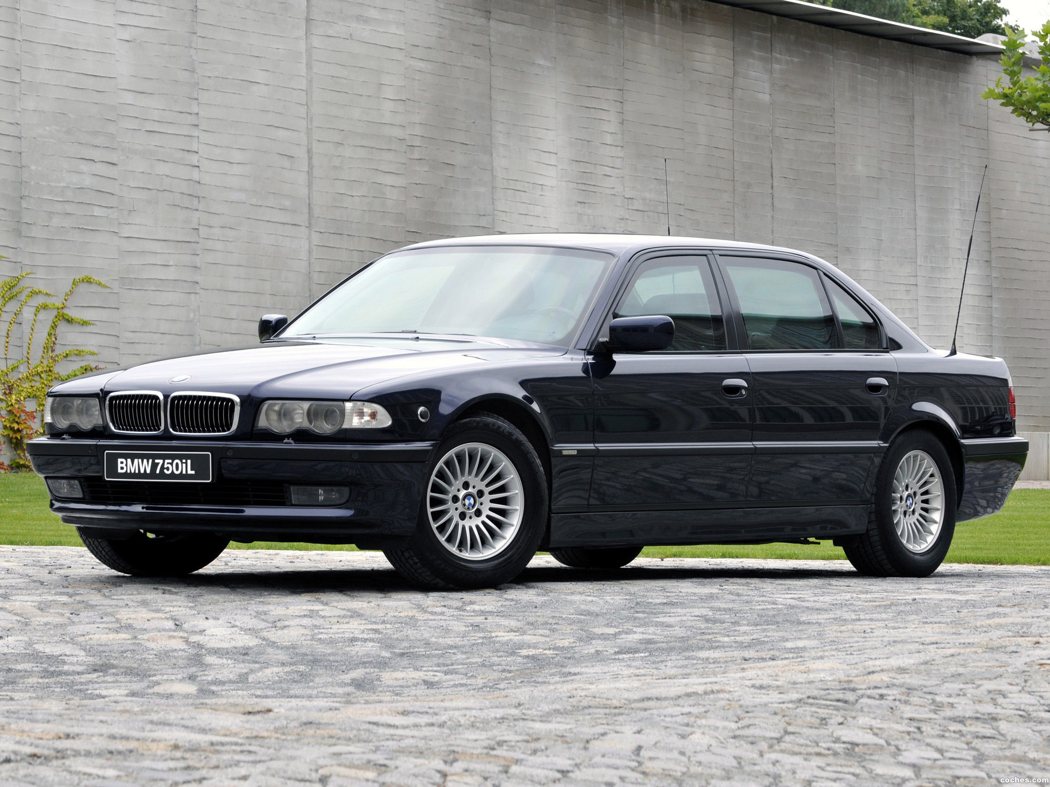 Foto 0 de BMW Serie 7 750iL Security E38 1998