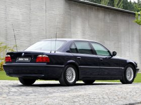 Ver foto 4 de BMW Serie 7 750iL Security E38 1998