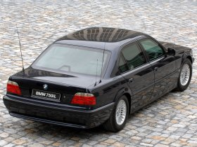 Ver foto 3 de BMW Serie 7 750iL Security E38 1998