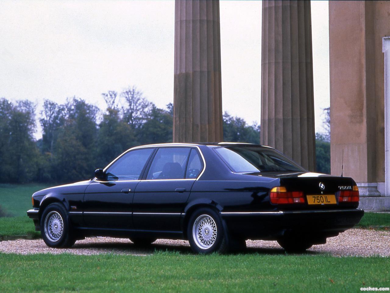 Foto 4 de BMW Serie 7 750il E32 UK 1987