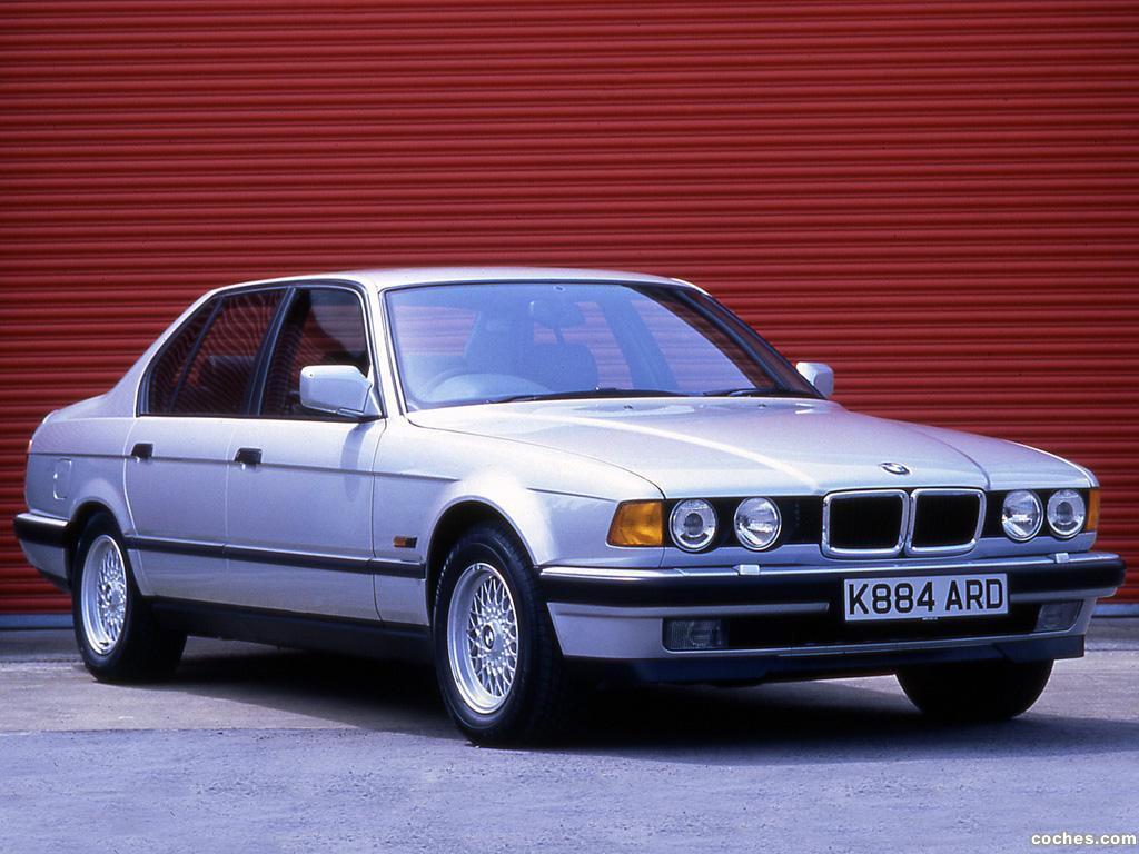 Foto 0 de BMW Serie 7 750il E32 UK 1987