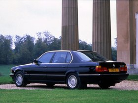 Ver foto 5 de BMW Serie 7 750il E32 UK 1987