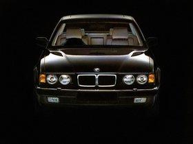 Ver foto 4 de BMW Serie 7 750il E32 UK 1987